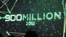 There have been 900 million Android activations, 48 billion app installs to date