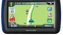 Magellan's new RoadMate 5190T helps truckers find their way, like the do-dah man