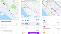 Lyft unifies transportation options inside its app