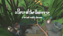 One man built his own vacation spot in VR