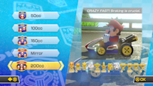 Mario Kart 8's super-fast 200cc class almost made me puke