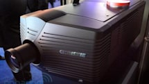 Christie's latest 4K projector sports 60 fps output, six-figure price tag (eyes-on)