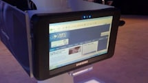 Samsung Q1EX tablet shows itself, gets detailed