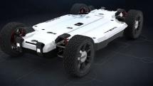 Trexa EV development platform is modular, extremely customizable