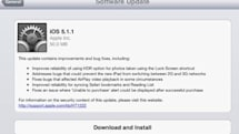 iOS 5.1.1 update now available in iTunes and OTA