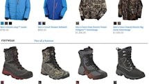 Columbia's line of electric Omni-Heat jackets, gloves and boots on sale, just in time for Old Man Winter
