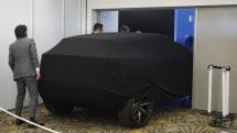 Infiniti QX Inspiration Concept EV makes a delayed Auto Show debut