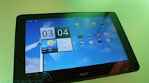 Acer Iconia Tab A700 hands-on (updated: now with more video!)