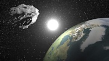 Asteroid making surprise flyby at an 'unusually high' velocity