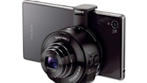 How would you change Sony's QX10?