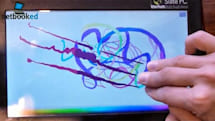 Stantum shows off resistive multitouch Slate PC, we're awed again