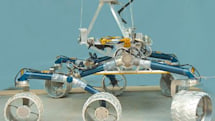 NASA's Scarecrow rover to scour Mars in 2009