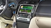 Advent intros the OTOCAM3 multimedia navigation system for Toyota Camry