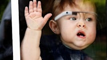 Google Glass collision detection could one day save you from yourself