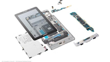 Samsung Galaxy Tab 7.7 LTE gets teardown, gives literal best viewing angles
