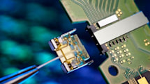 Intel's 50Gbps Silicon Photonics Link shines a light on future computers (video)
