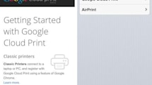 Chrome for iOS gets Google Cloud Print, AirPrint and fullscreen capability