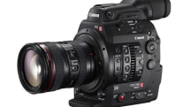 Canon's C300 Mark II cinema camera will cost you $20,000