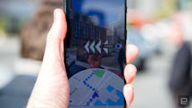 Google Maps' AR walking directions comes to many more phones