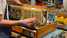 Inside Moog's Minimoog Model D synth factory at Moogfest