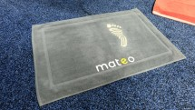 The Mateo bath mat can monitor your weight, posture and even your shoe size