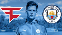 FazeClan is working on an esports collab with Manchester City
