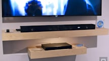 Sony's flagship soundbar kicks out room-filling audio