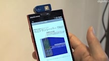 Outstanding Technology brings visible light communication to phones and tablets via dongle and LEDs
