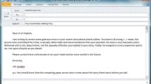 Brazen bank robber arrested after emailing local paper to correct heist details