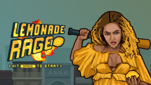Dodge Beyoncé's haterz in the 8-bit game 'Lemonade Rage'