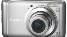 Canon debuts A3100 IS, A3000 IS, A495 and A490 low-end shooters