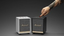 Marshall's latest Alexa smart speaker is a compact cube