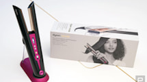 Dyson's Corrale is a $500 straightening iron with over-engineered plates