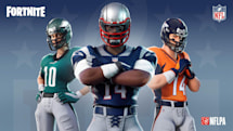'Fortnite' is adding NFL team jerseys, emotes and more
