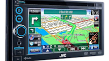 JVC KW-NT30HD / 50HDT navigation systems offer iPhone-controlled HD radio