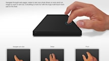 LaCie Float concept combines external HDD with trackpad, ingenuity with fantasy