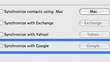 10.5.3: Sync your iPhone contacts with Google