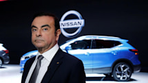 Nissan boss who championed the Leaf EV arrested on tax charges