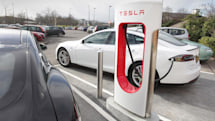 Tesla settles legal dispute to put its Superchargers on UK motorways