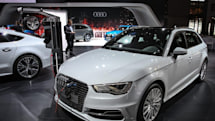 Audi's A3 e-tron starts at $37,900 in the US, rolls out in October