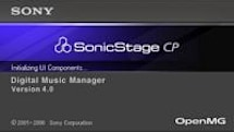Sony's SonicStage CP contains playlist security hole