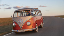 VW's e-BULLI concept shows how your classic van can become an EV