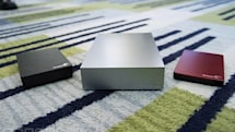 Seagate's Backup Plus line expands with Slim, Fast and desktop external drives for appropriately named file storage