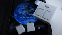 iPad Camera Kit ships with USB headset and keyboard support