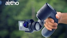 Aetho's 'Aeon' GoPro stabilizer looks slick, and so will your video
