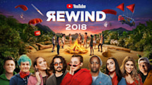 YouTube's Rewind 2018 becomes the site's most disliked video ever