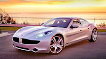Fisker Karma production has been halted for a month, A123 Systems' bankruptcy to blame