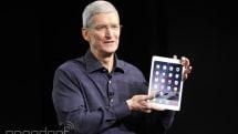 iPad Air 2 is Apple's thinnest tablet ever