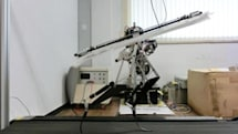 Velociraptor-inspired robot can run almost as fast as DARPA's Cheetah