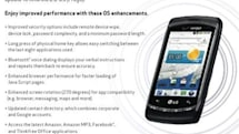 LG Ally for Verizon gets Android 2.2